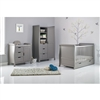 Obaby Stamford 3 Piece Room Set Taupe Grey