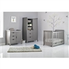 Obaby Mini Stamford 3 Piece Room Set Taupe Grey