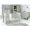 Obaby Stamford Classic 4 Piece Room Set Warm Grey