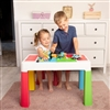 Tega Baby Multifun Table and Chair Multi Colour