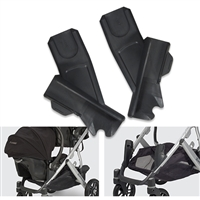 Uppababy Vista 2015+ Lower Maxi Cosi/Besafe Car Seat Adapters