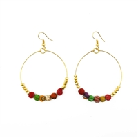 Handcrafted Aasha Ahana Earrings