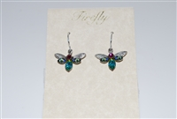 Firefly Bee Earrings