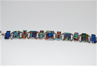 Firefly Geometric Collection - Multi Colored Bracelet