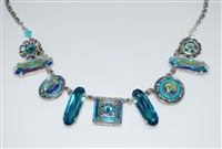 Firefly La Doice Vita Collection - Ice Statement Necklace