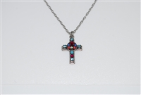 Firefly Cross Pendant