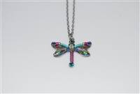 Firefly Dragonfly Necklace