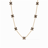 Julie Vos Delicate SoHo Mixed Metal Necklace