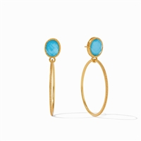 Julie Vos Verona Statement Earrings
