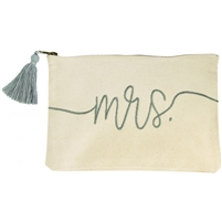 Mrs Canvas Bag