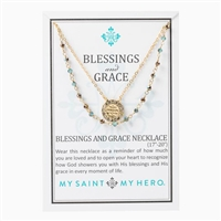 Blessing and Grace Necklace