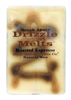 Roasted Espresso Swan Creek 5.25 oz. Break Apart Drizzle Melts