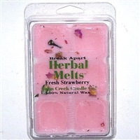 Fresh Strawberry Swan Creek 5.25 oz. Break Apart Drizzle Melts