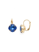 Cushion Cut French Wire Earrings - Sorrelli Essentials