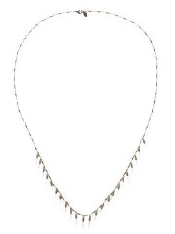 Sorrelli Dangling Medallions Necklace