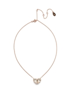 Sorrelli Valentina Pendant Necklace in Crystal