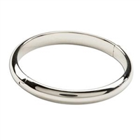 Baby's Bangle (Classic) - Sterling Silver Bangle Bracelet