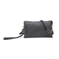 Riley Crossbody Wristlet Lasercut Collection