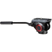 RESERVED - Manfrotto HEAD (Video): MVH500AH Fluid Video Head with flat base.