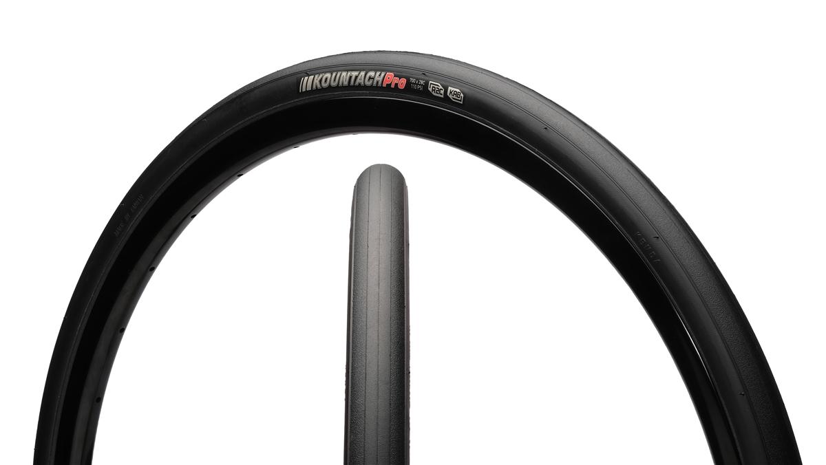 Kenda Kountach Pro 700 x 23c K1092  Black//Blue-White-Green 2 compound Road Tire