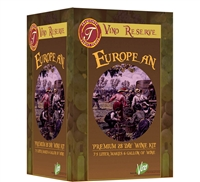 Vino Reserve-European 7.5L 28 Day Kit
