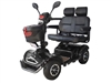 Boomerbuggy 2 Seater - Black
