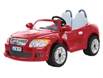 Bimmer 2 Seater 12V Rechargeable Battery (Red)