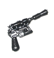 "Mauser Pistol ""Modified"" Version - 1:18 Scale Weapon for 3-3/4 Inch Action Figures"