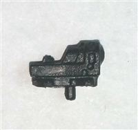 Modular Component: EO-T Optic Site BLACK version - 1:18 Scale Accessory for 3-3/4 Inch Action Figures