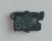 Modular Component: PEQ-B3 Laser Site BLACK Version - 1:18 Scale Accessory for 3-3/4 Inch Action Figures