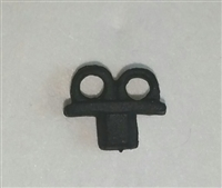 "Grenade Loops BLACK Version - 1:18 Scale Modular MTF Accessory for 3-3/4"" Action Figures"