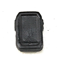 Smartphone / Mobile Phone: BLACK Version - 1:18 Scale MTF Accessory for 3 3/4 Inch Action Figures
