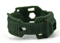 "Steady Cam Gun: Steady Cam Support Belt DARK GREEN Version - 1:18 Scale Modular MTF Accessory for 3-3/4"" Action Figures"