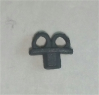 "Grenade Loops GRAY Version - 1:18 Scale Modular MTF Accessory for 3-3/4"" Action Figures"