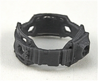 "Steady Cam Gun: Steady Cam Support Belt GRAY Version - 1:18 Scale Modular MTF Accessory for 3-3/4"" Action Figures"