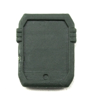 Smartpad / Computer Tablet: GRAY Version - 1:18 Scale MTF Accessory for 3 3/4 Inch Action Figures