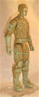 "MTF Male Trooper with Balaclava Head TAN & Tan ""Havoc-Ops"" Version BASIC - 1:18 Scale Marauder Task Force Action Figure"