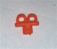 "Grenade Loops ORANGE Version - 1:18 Scale Modular MTF Accessory for 3-3/4"" Action Figures"