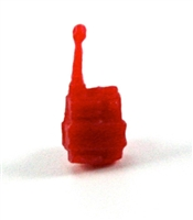 C4 Detonator with Antenna: RED Version - 1:18 Scale MTF Accessory for 3 3/4 Inch Action Figures