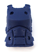 "Female Vest: Armor Type Blue Version - 1:18 Scale Modular MTF Valkyries Accessory for 3-3/4"" Action Figures"