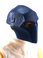 "Armor Mask: BLUE Version - 1:18 Scale Modular MTF Accessory for 3-3/4"" Action Figures"