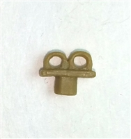 "Grenade Loops DARK TAN Version - 1:18 Scale Modular MTF Accessory for 3-3/4"" Action Figures"