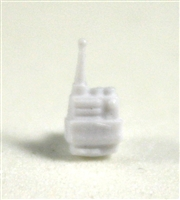 C4 Detonator with Antenna: WHITE Version - 1:18 Scale MTF Accessory for 3 3/4 Inch Action Figures