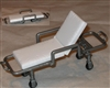 "Medical Stretcher ""Gurney"" - 1:18 Scale Accessory for 3 3/4 Inch Action Figures"
