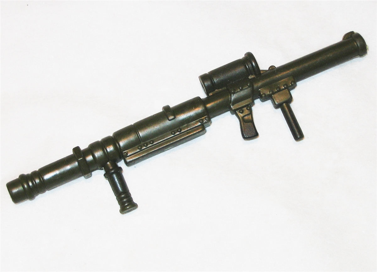 Antique Design Bazooka Anti Tank Rocket Launcher 1 18 Scale Weapon For