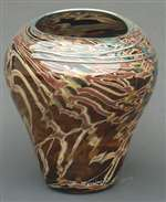Christopher Morrison Small Amorphic Vase