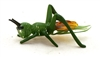 Loy Allen Glass Green Grasshopper
