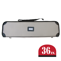 Gray Hard Case 36""