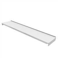 Lucid 3 | Metal Shelf