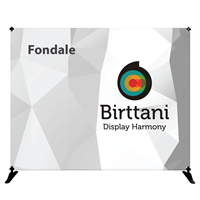 Fondale | 10'x8' Single-Sided Graphic Package